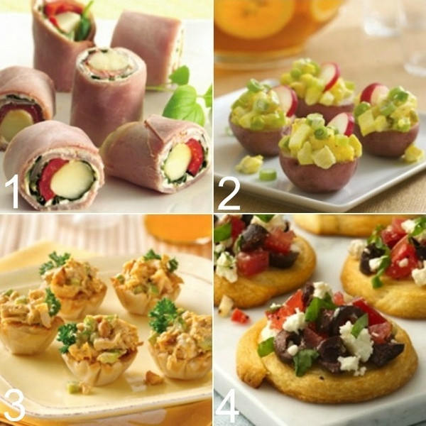 Christmas Cold Appetizers  17 Best images about Tasty Appetizers on Pinterest