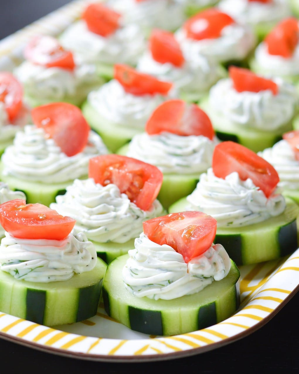 Christmas Cold Appetizers  18 Skinny Appetizers For Your Holiday Parties