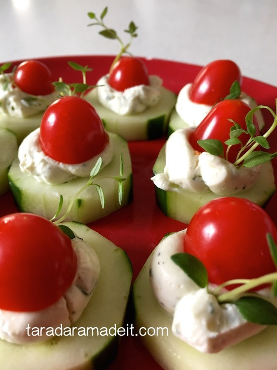 Christmas Cold Appetizers  Foo Friday Holiday Appetizers