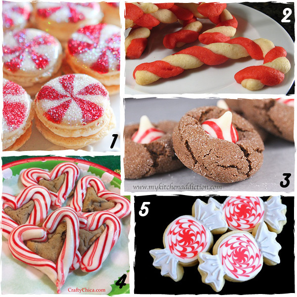 Christmas Cookie And Candy  51 Decorated Christmas Cookies with Tutorials