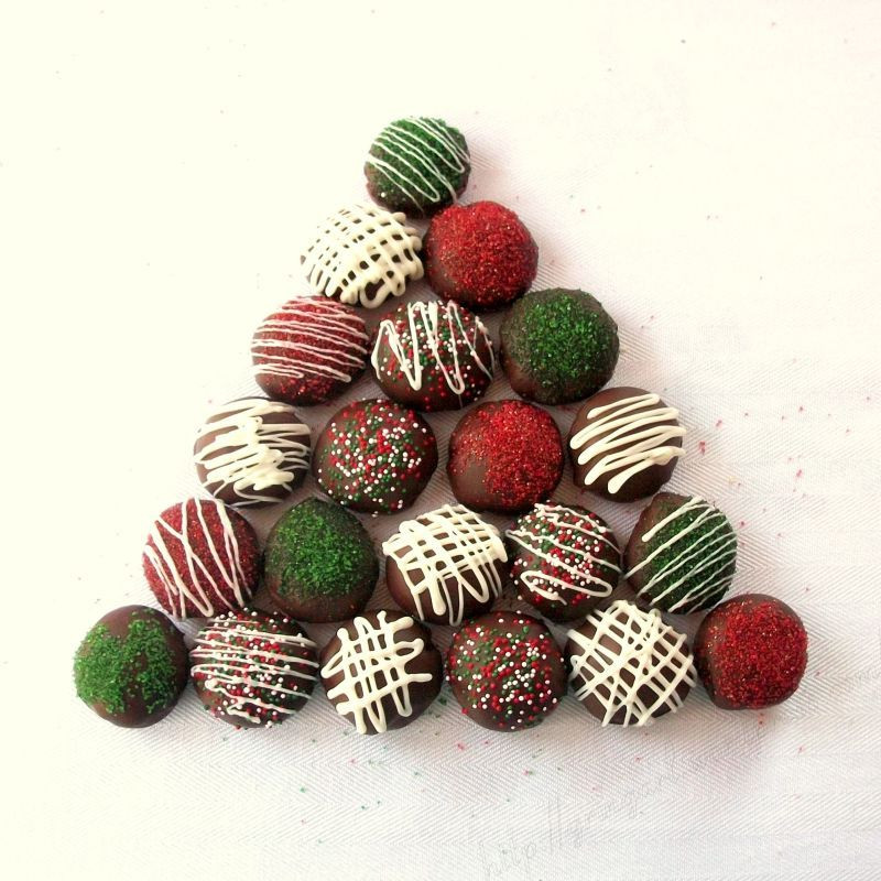 Christmas Cookie And Candy  Chocolate Candy Cookies