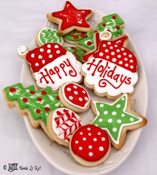 Christmas Cookie Icing Recipe  50 Best Christmas Party Food Ideas Pink Lover