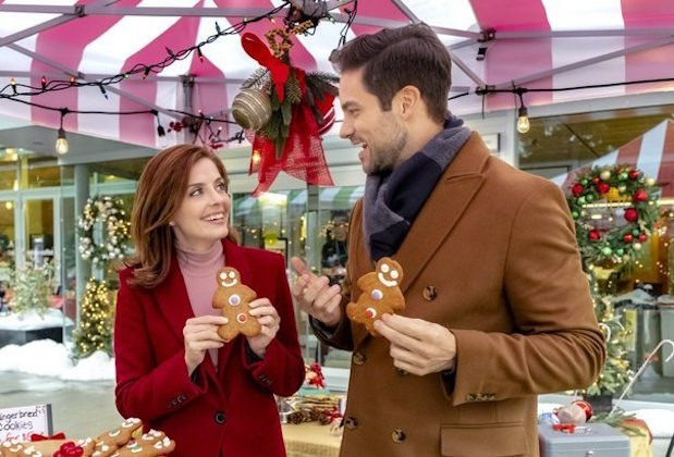 Christmas Cookies 2019 Movie  Hallmark Channel to Air Two Hannukah Holiday Movies in
