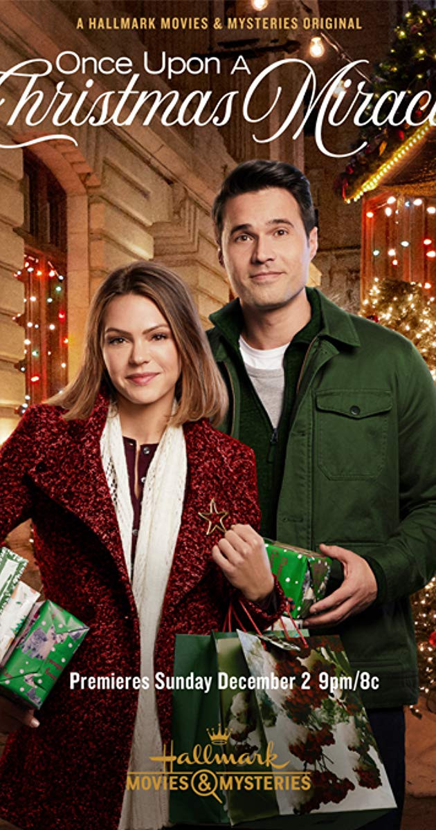 Christmas Cookies 2019 Movie  ce Upon a Christmas Miracle TV Movie 2018 IMDb