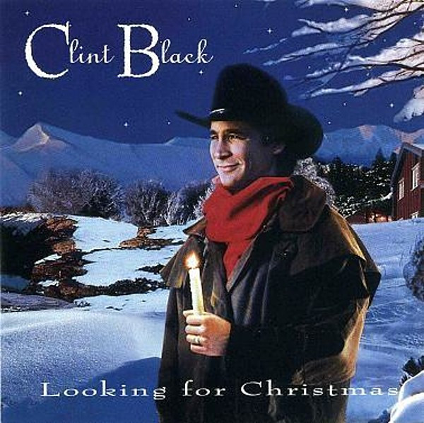 Christmas Cookies Country Song  No 18 Clint Black 'Til Santa's Gone Milk and Cookies