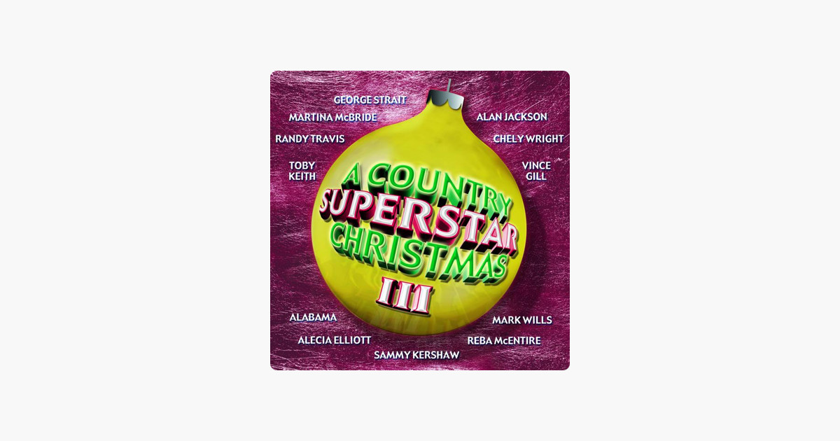 Christmas Cookies Country Song  A Country Superstar Christmas Vol 3 by Various Artists