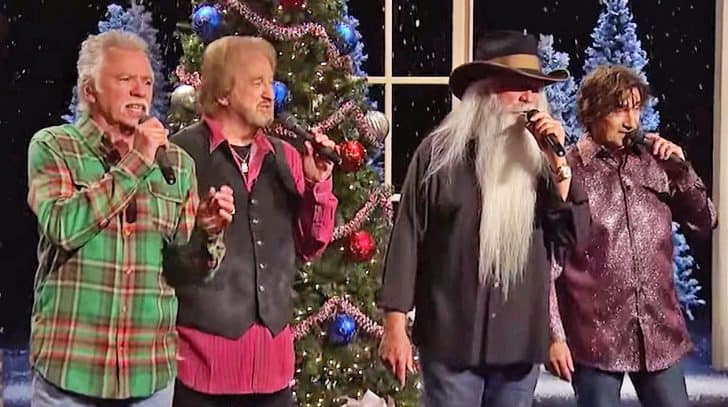 Christmas Cookies Country Song  Oak Ridge Boys Bring Sweet Country Harmonies To