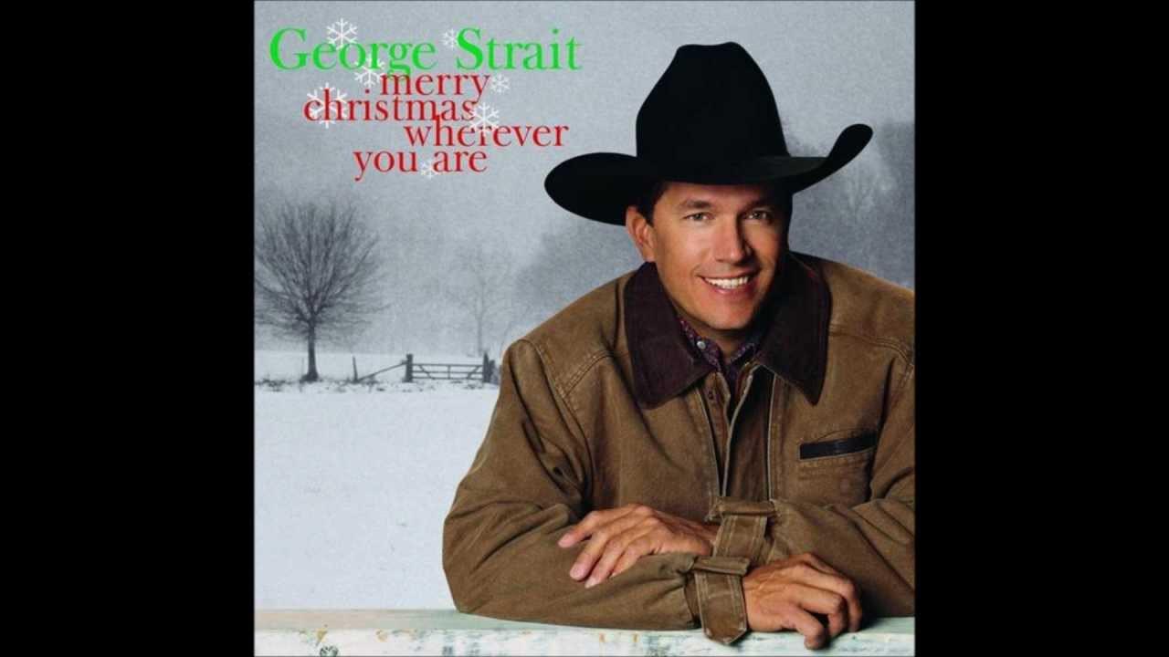 Christmas Cookies Country Song  George Strait Christmas Cookies