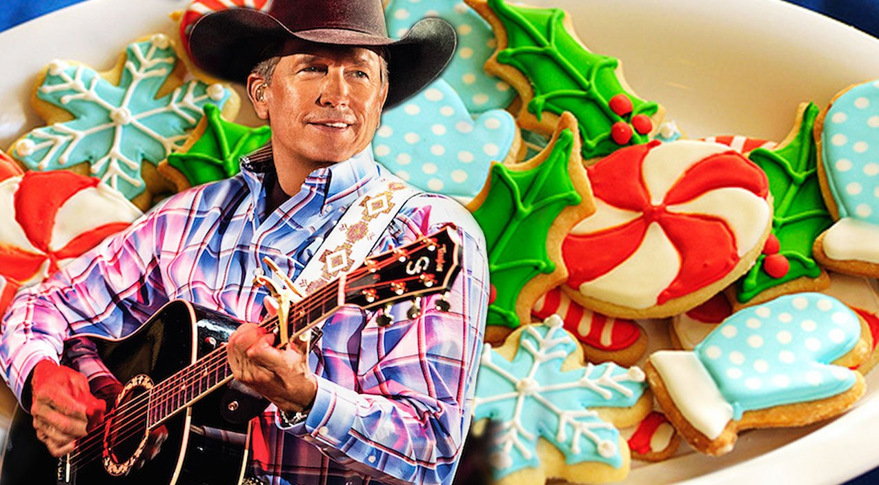 Christmas Cookies Country Song  George Strait Can t Wait For Your Christmas Cookies In