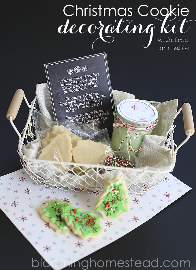 Christmas Cookies Decorating Kit  Craftaholics Anonymous