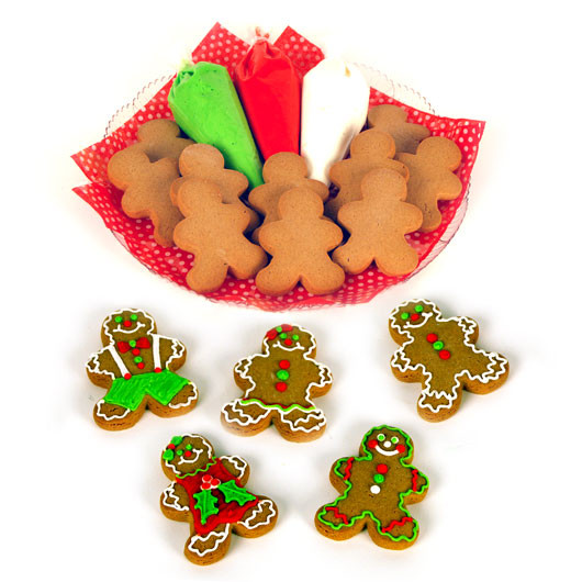 Christmas Cookies Decorating Kit  Christmas Cookie Decorating Kit Party Favors