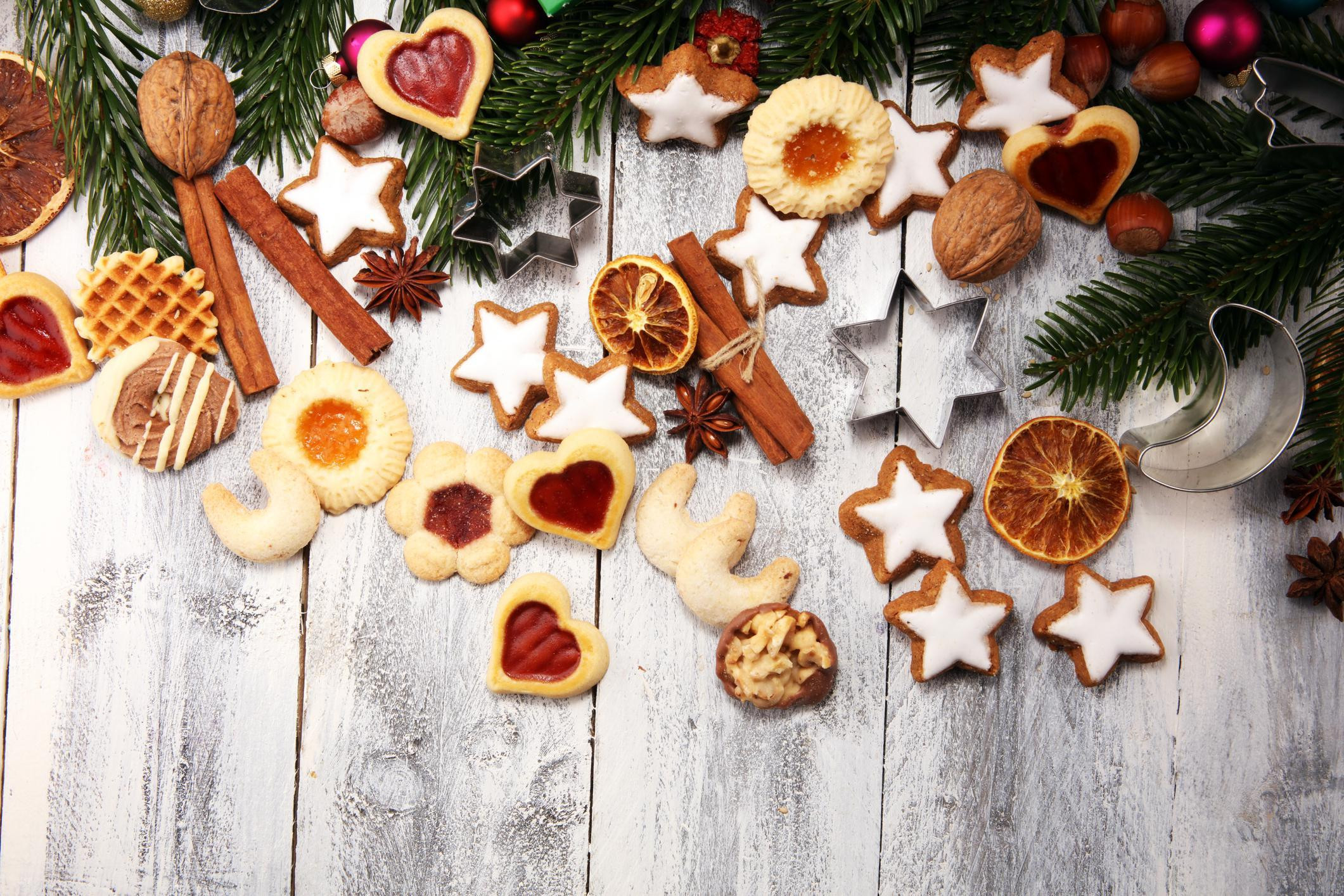 Christmas Cookies From Around The World  30 Best Holiday Cookies From Around the World Recipes