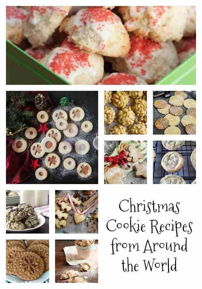 Christmas Cookies From Around The World  The Ultimate Christmas Cookie Recipes Round Up The Mom Maven