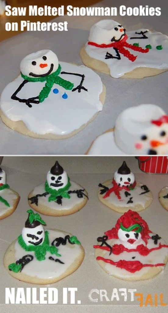 Christmas Cookies Funny  Top 20 Very Funny Pinterest Fails