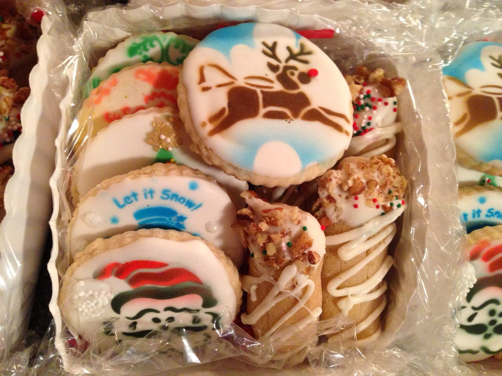 Christmas Cookies Funny  Patti s Creations Christmas Cookies FUN TIME