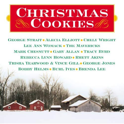 Christmas Cookies George Strait  Christmas Cookies by George Strait on Amazon Music