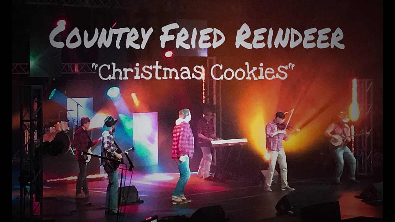 """Christmas Cookies George Strait  Country Fried Reindeer """"Christmas Cookies"""" George Strait"""