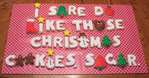 Christmas Cookies George Strait  Project Denneler George Strait said it best