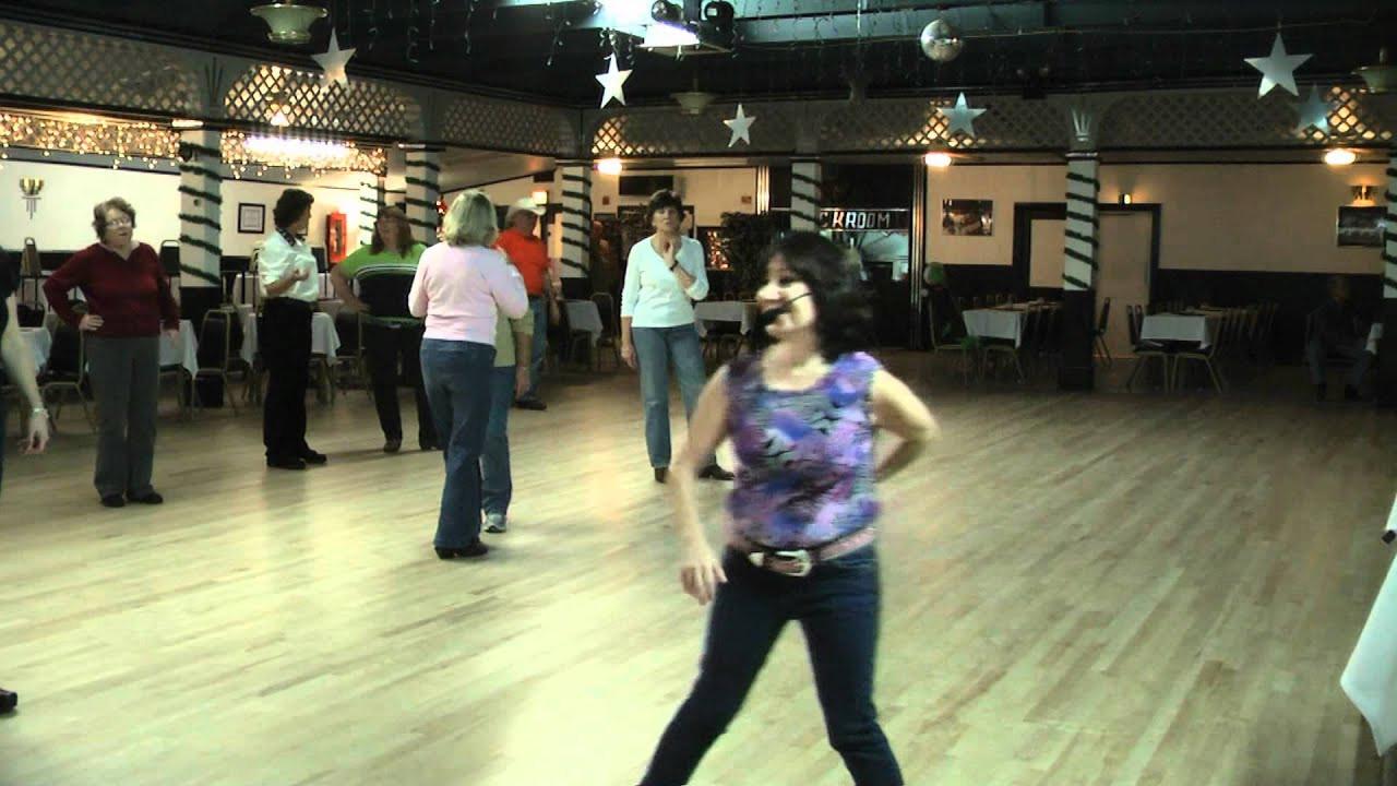 Christmas Cookies George Strait  Linedance Lesson Cowboy Charleston Choreo Unknown Music