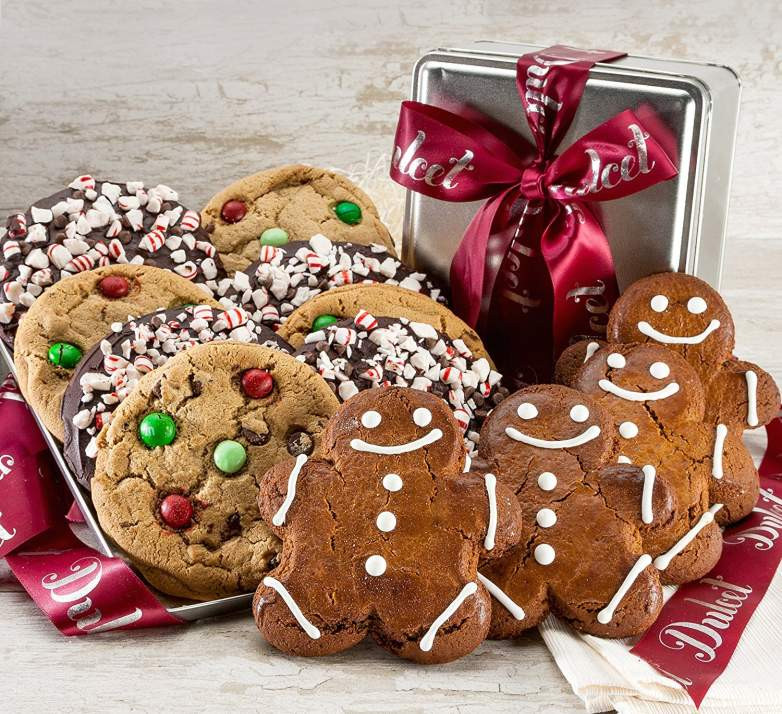 Christmas Cookies Gifts  Top 20 Best Cookie Gift Baskets for Christmas 2017