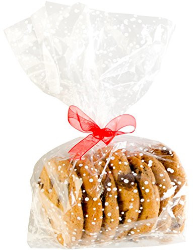 Christmas Cookies In A Bag  Big Chocolate Chip Cookie Recipe Everyone Loves