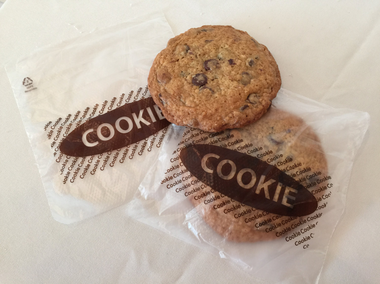 Christmas Cookies In A Bag  Cookie bags the word cookie bags for cookies food