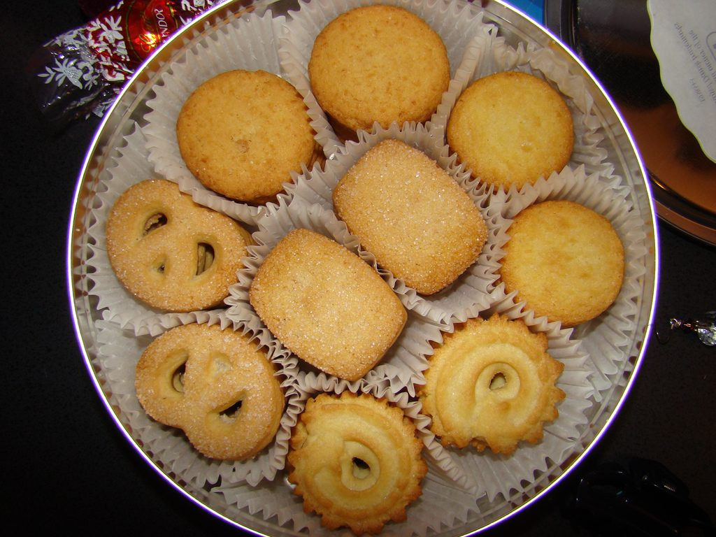 Christmas Cookies In Blue Tin  10 Things You Can ly Buy in Denmark