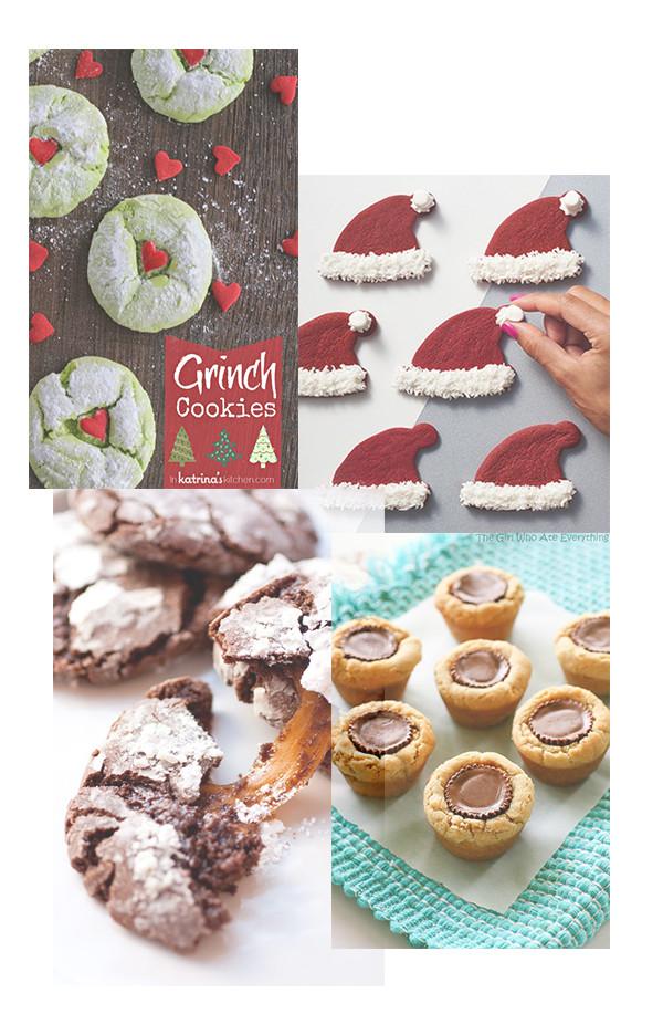 Christmas Cookies List  the to bake list christmas cookies