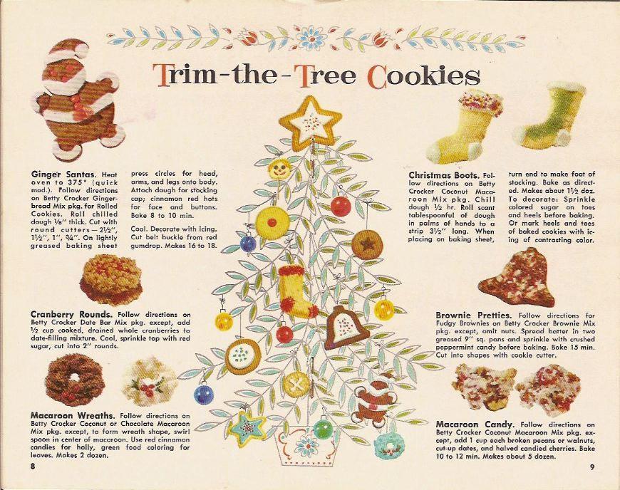 Christmas Cookies List  Mrs T s Christmas Kitchen Tentative Christmas baking list