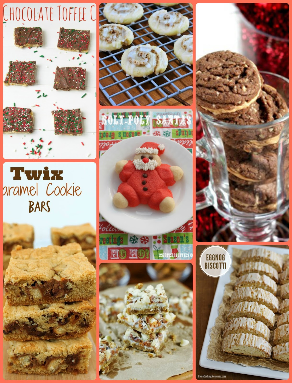 Christmas Cookies List  Hello Happy Place The Ultimate Christmas Cookie List