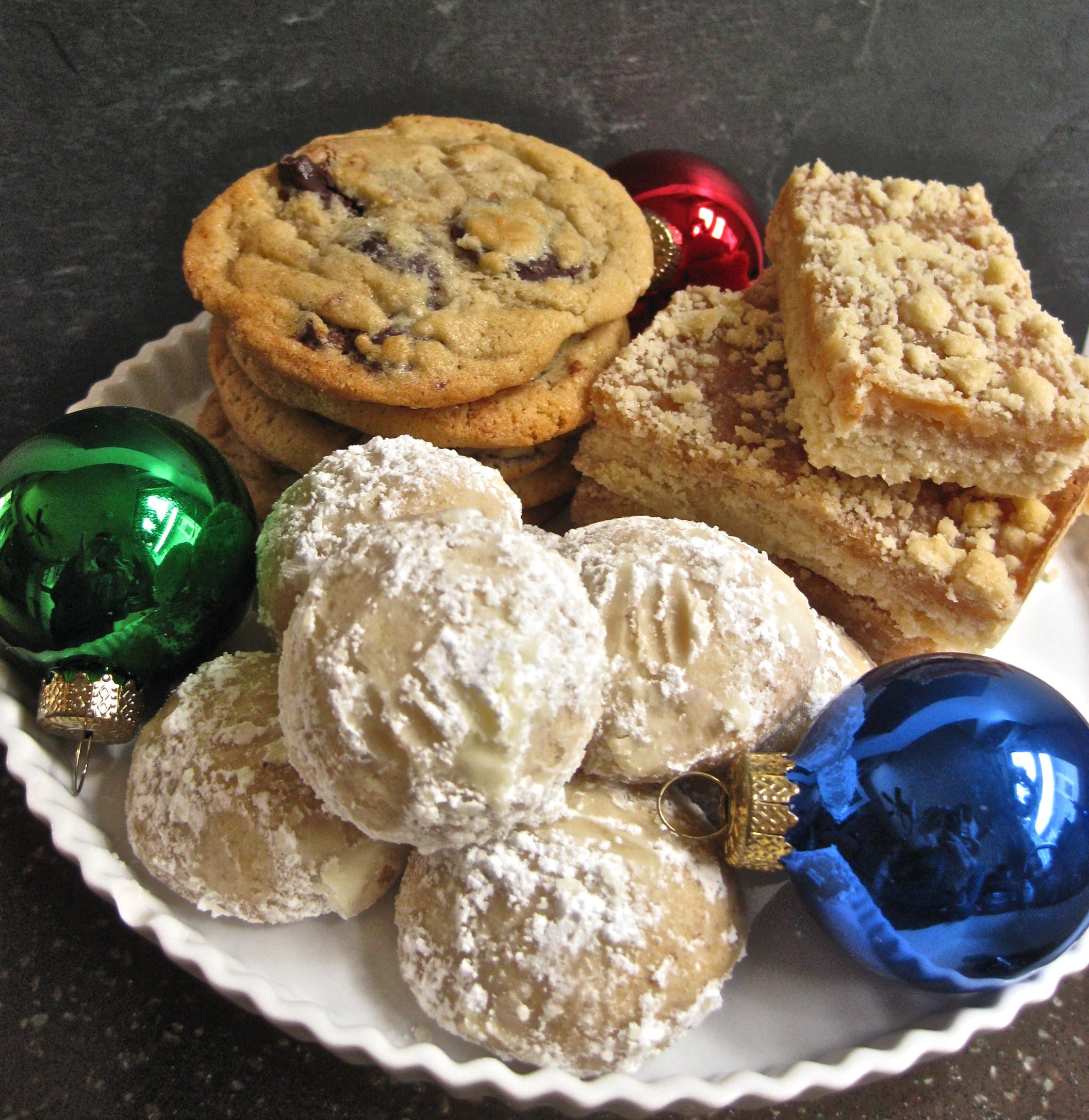 Christmas Cookies List  My 2011 Christmas Cookie List