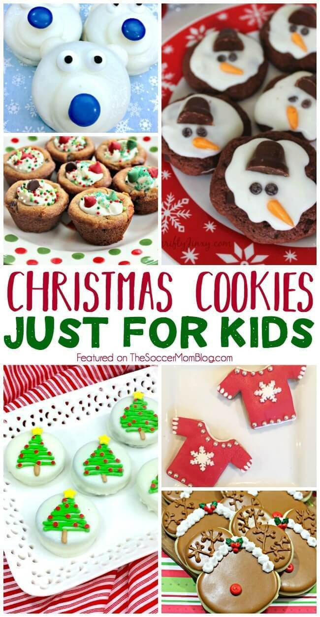 Christmas Cookies List  Bloggers Best Christmas Cookies Recipe Collection Giant