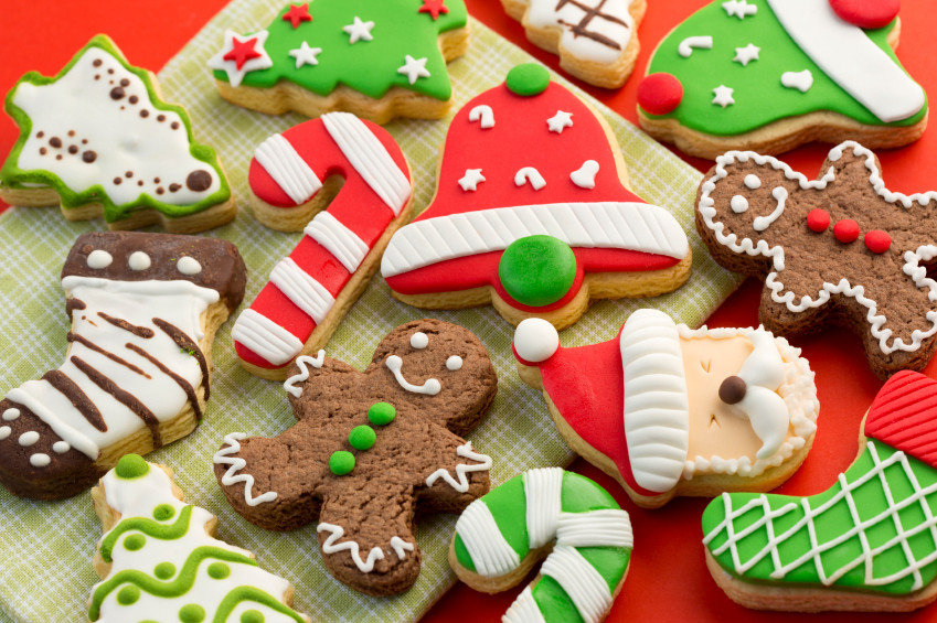 Christmas Cookies Pictures  How You Can Avoid Holiday Heart Syndrome – Health