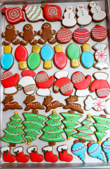 Christmas Cookies Pictures  Christmas Cookies