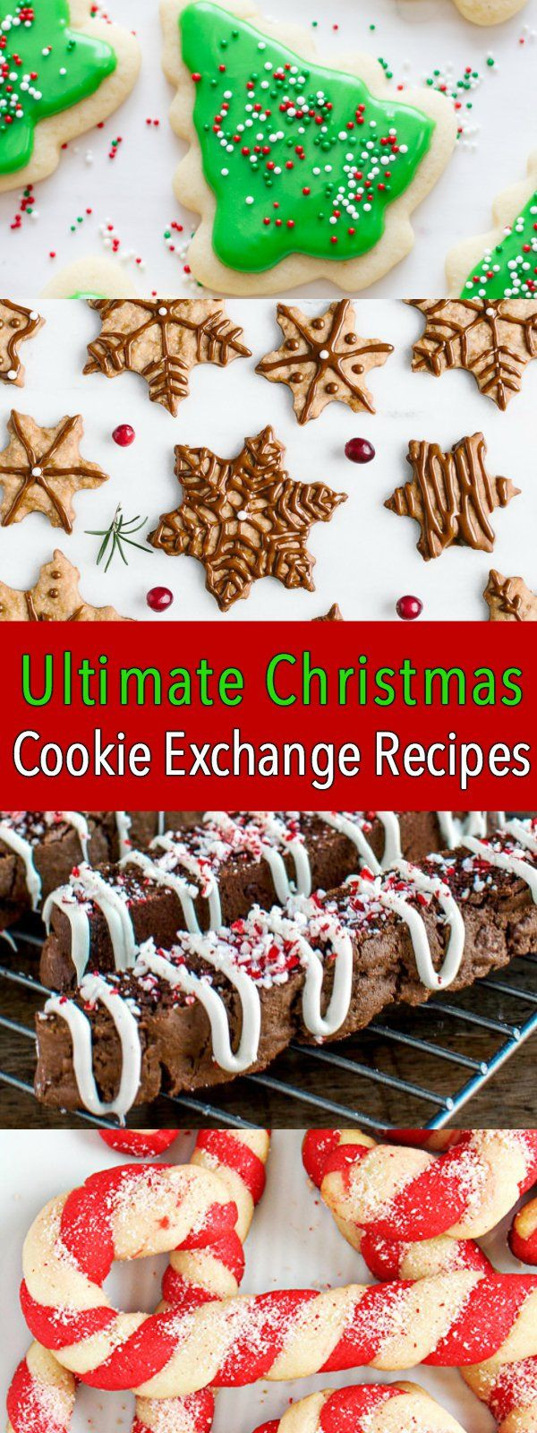 Christmas Cookies Recipe Pinterest  Best 25 Christmas cookie recipes ideas on Pinterest