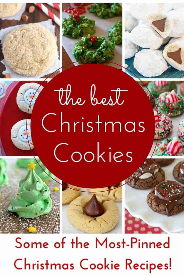 Christmas Cookies Recipe Pinterest  The Best Christmas Cookies on Pinterest Page 2 of 2
