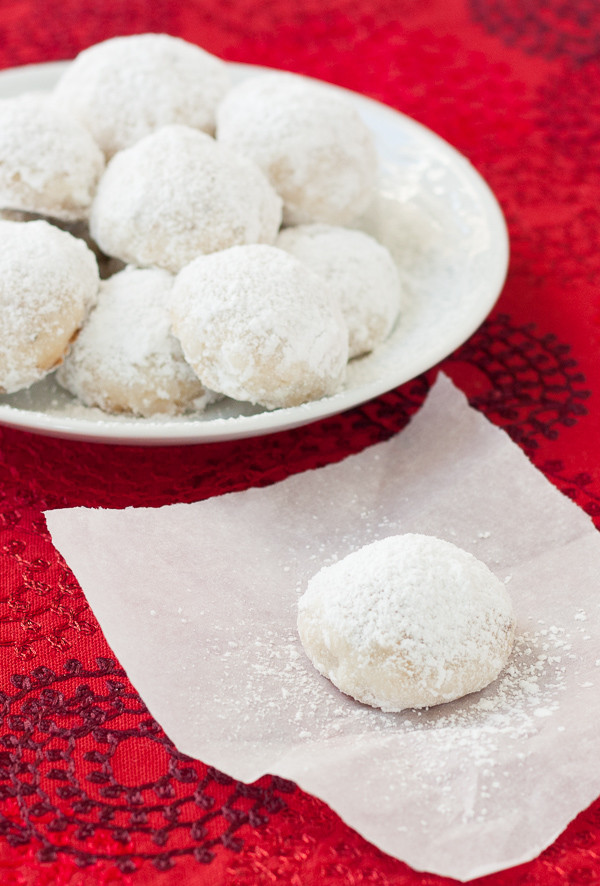 Christmas Cookies With Powdered Sugar  Chocolate Crinkle Cookies Kristine s Kitchen