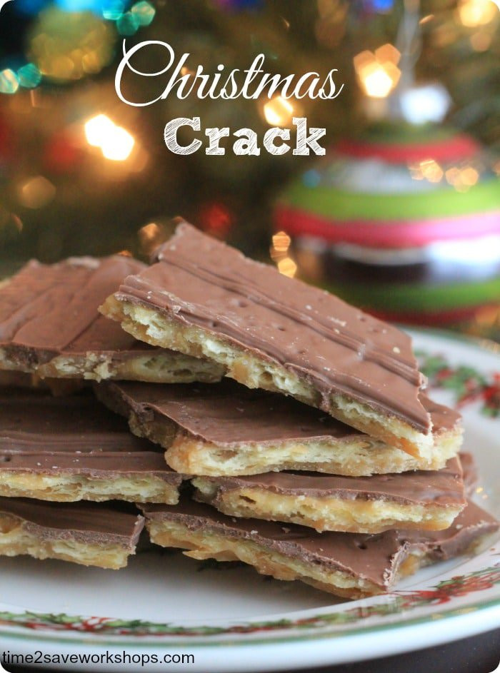 Christmas Crack Candy Recipe  Christmas Crack Cookie Bites BEST Cookies EVER i Kasey