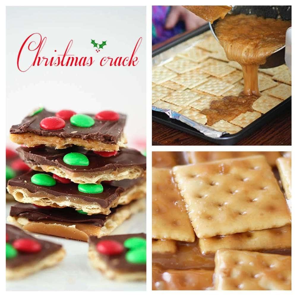 Christmas Crack Candy Recipe  Christmas Crack Toffee Recipe I Heart Nap Time