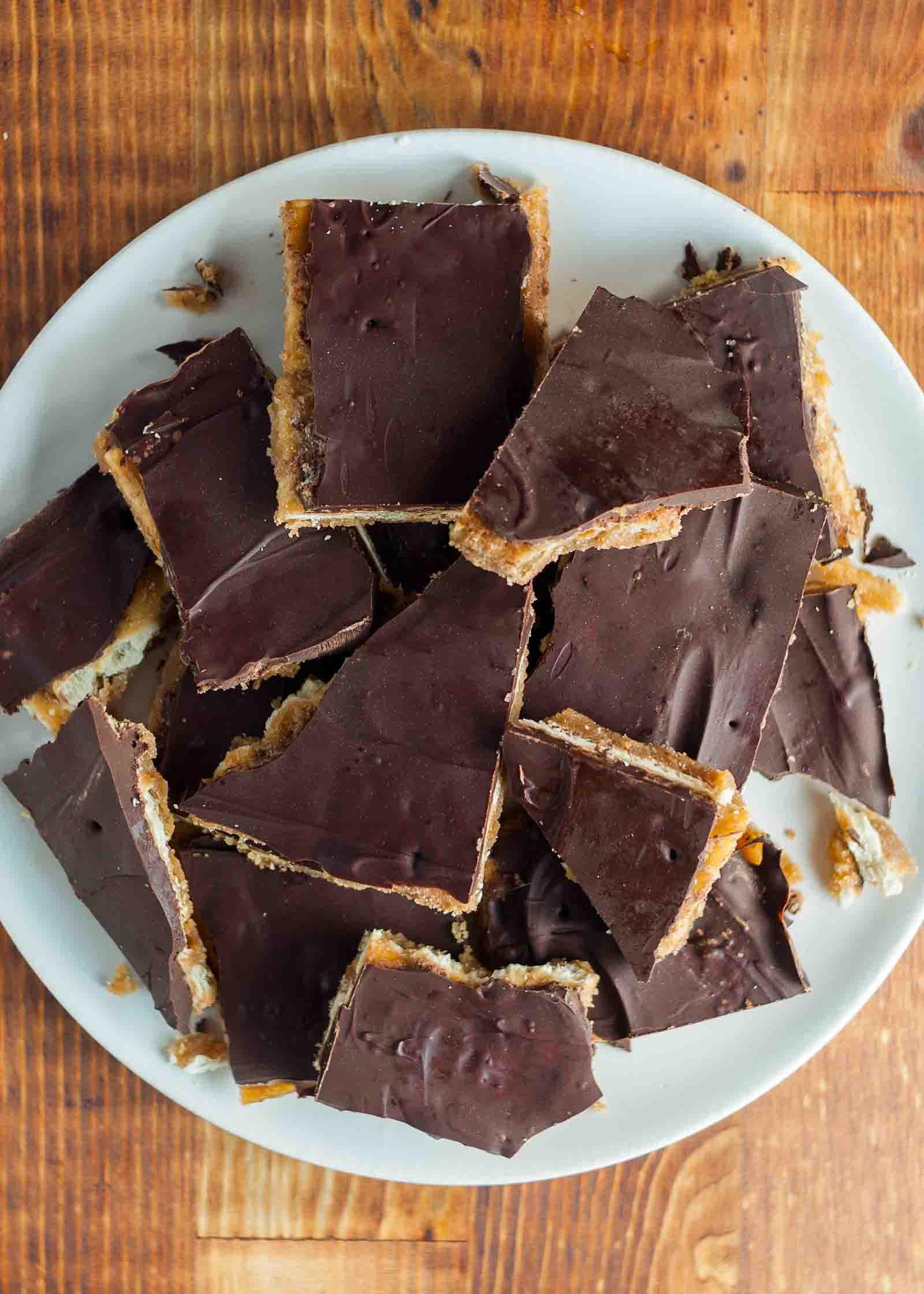 Christmas Crack Candy Recipe  Christmas Crack Recipe