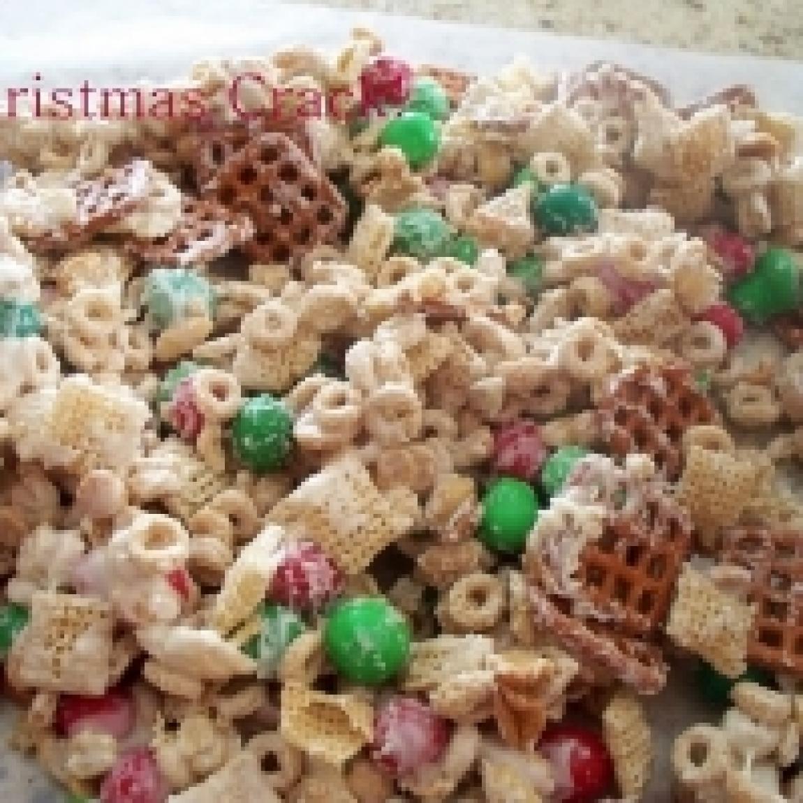 Christmas Crack Recipe With Pretzels  Christmas Crack Recipe 3