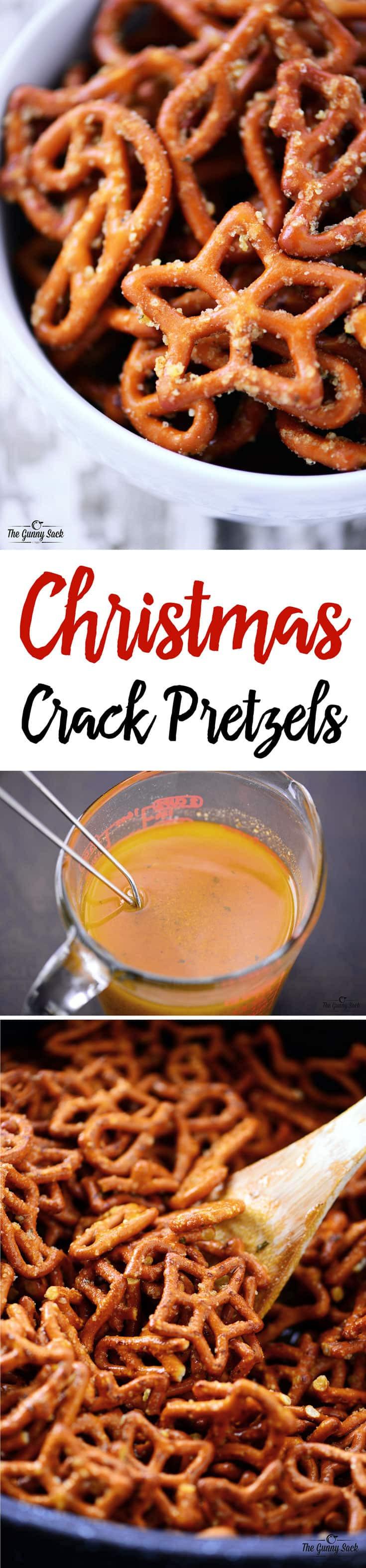 Christmas Crack Recipe With Pretzels  Christmas Crack Pretzels Recipe The Gunny Sack