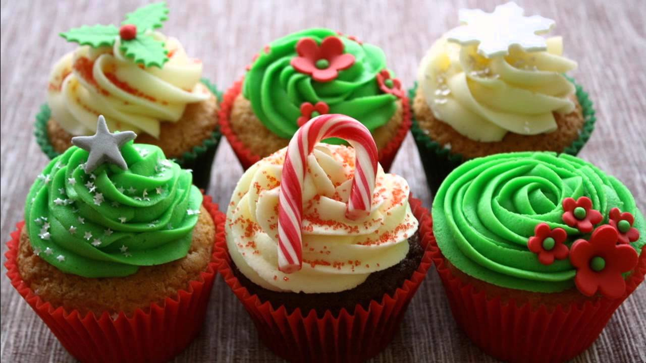 Christmas Cupcakes Ideas  Best Christmas cupcake decorating ideas