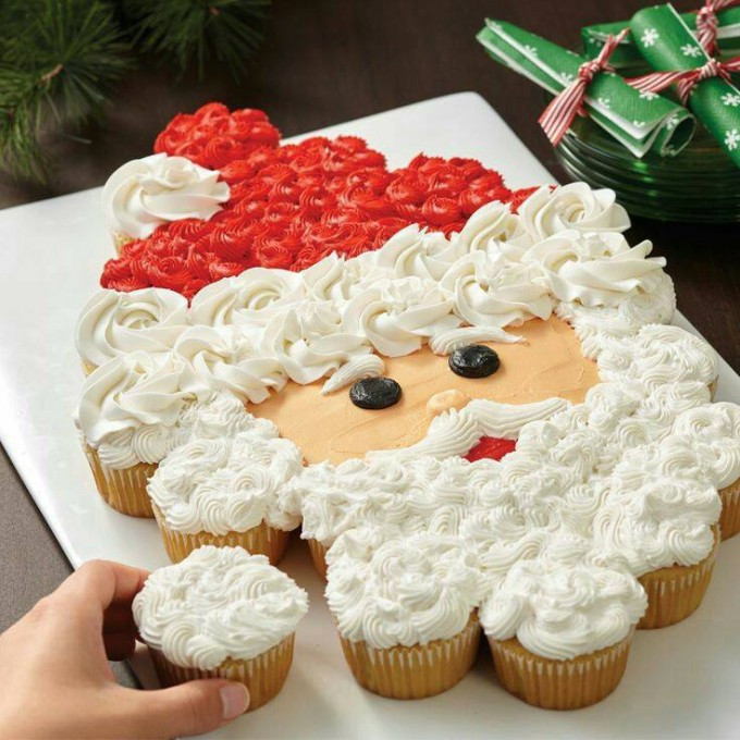 Christmas Cupcakes Ideas  The BEST Cupcake Cake Ideas Kitchen Fun With My 3 Sons