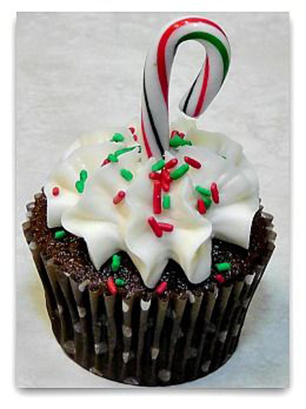 Christmas Cupcakes Ideas  19 Incredibly Cute Christmas Cupcakes Christmas