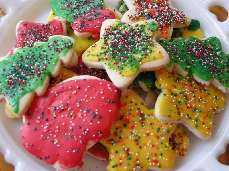 Christmas Cutout Cookies  My Must Make Christmas Cookies