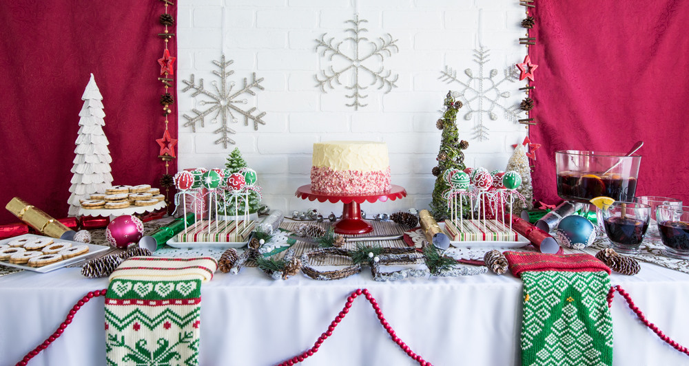 Christmas Dessert Table  Christmas Dessert Table Discover