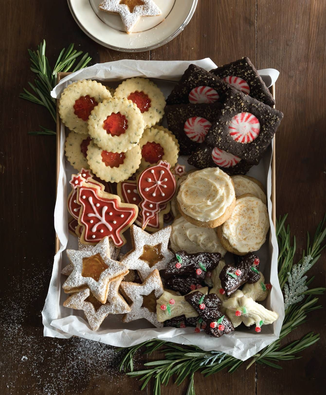 Christmas Desserts 2019  November December 2017 in 2019