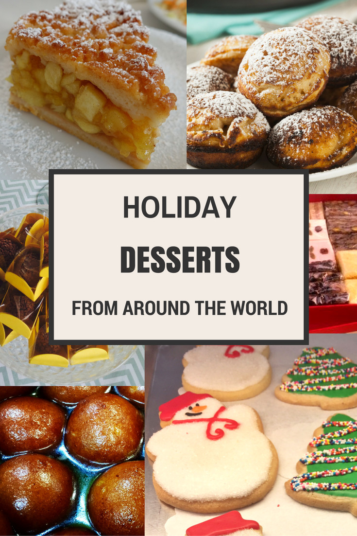 Christmas Desserts From Around The World  Travel bloggers share holiday desserts from around the