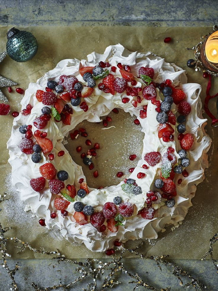 Christmas Desserts Mary Berry  25 best ideas about Christmas cakes on Pinterest